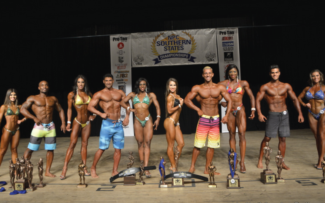 2017 Southern States Results