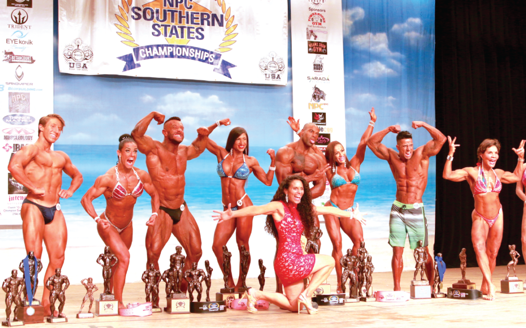 2018 Southern States Results