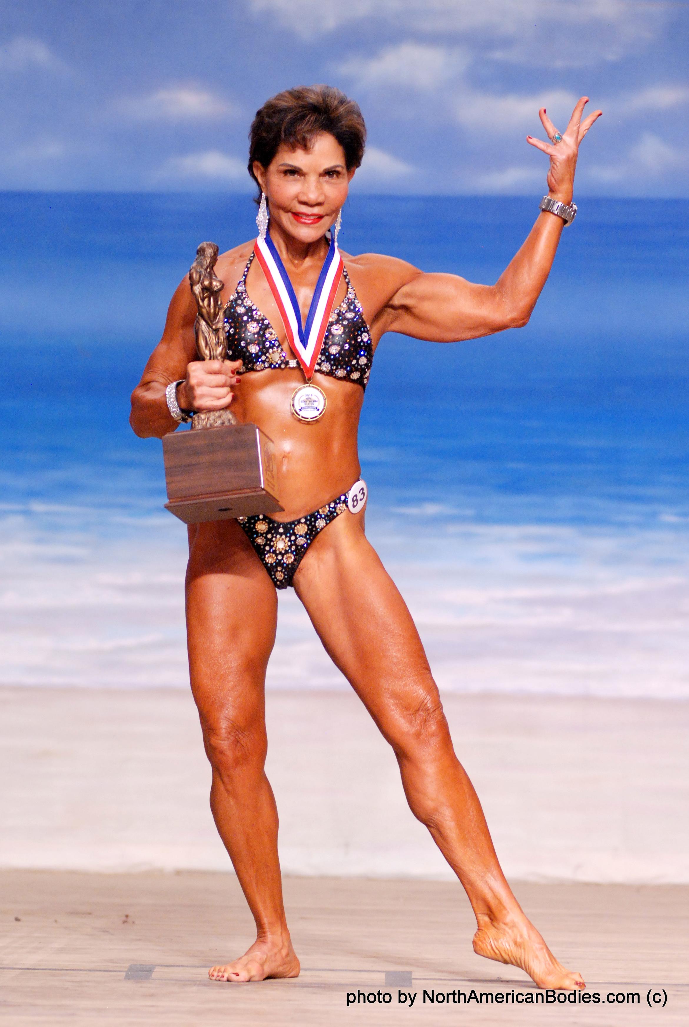 Dr Josephine Montasterio Womens Bodybuilding
