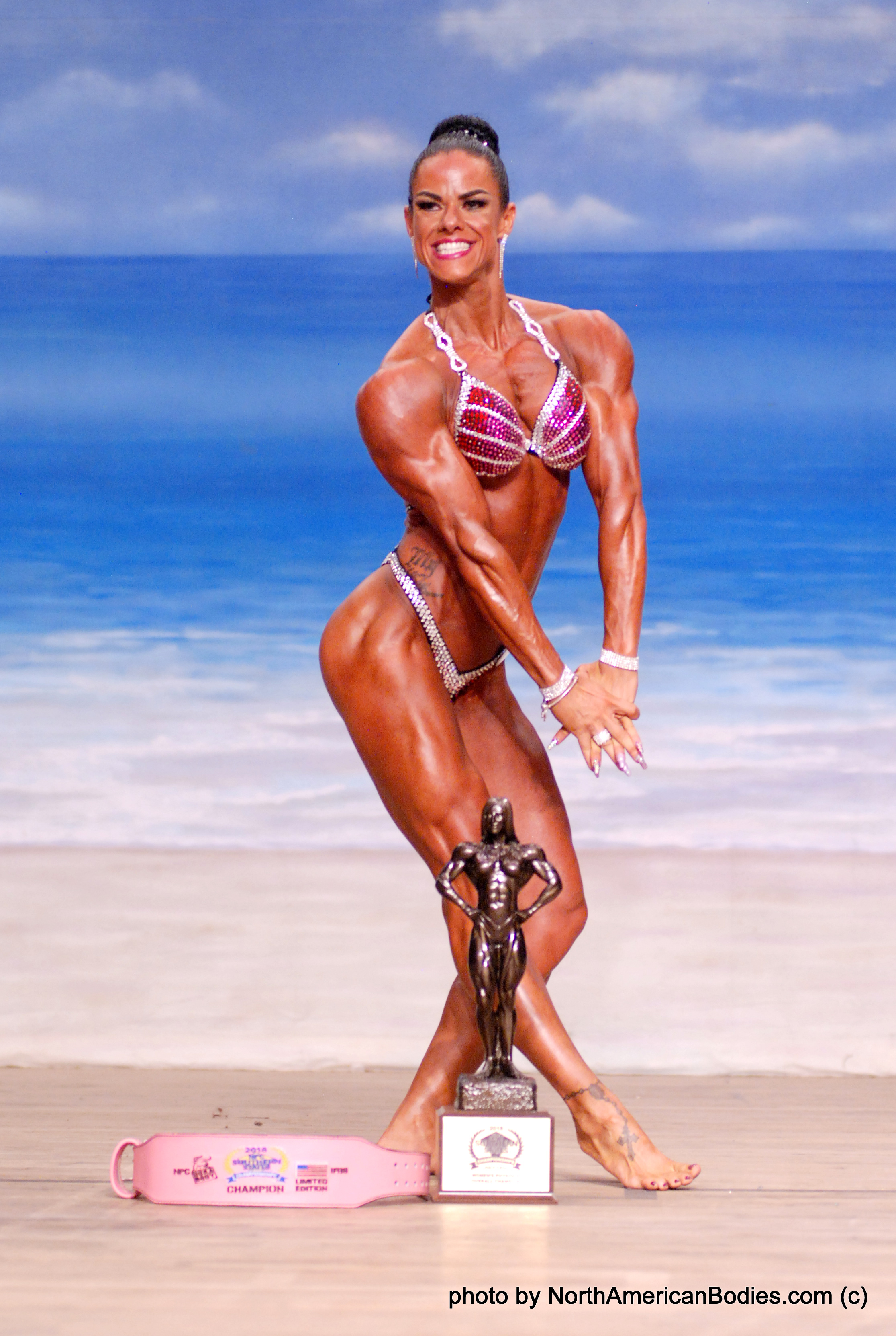 Marie Bouchalova Womens Physique