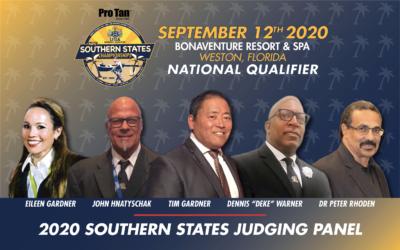 2020 Judging Panel