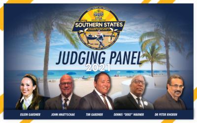 2021 Judging Panel