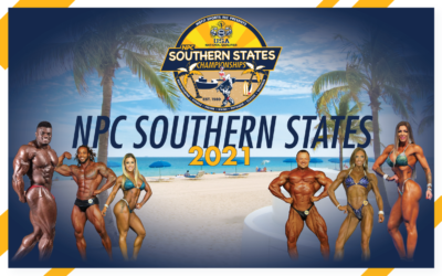 2021 Southern States Results