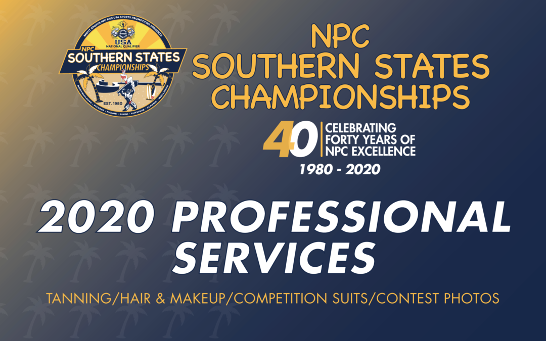 2020 Professional Services