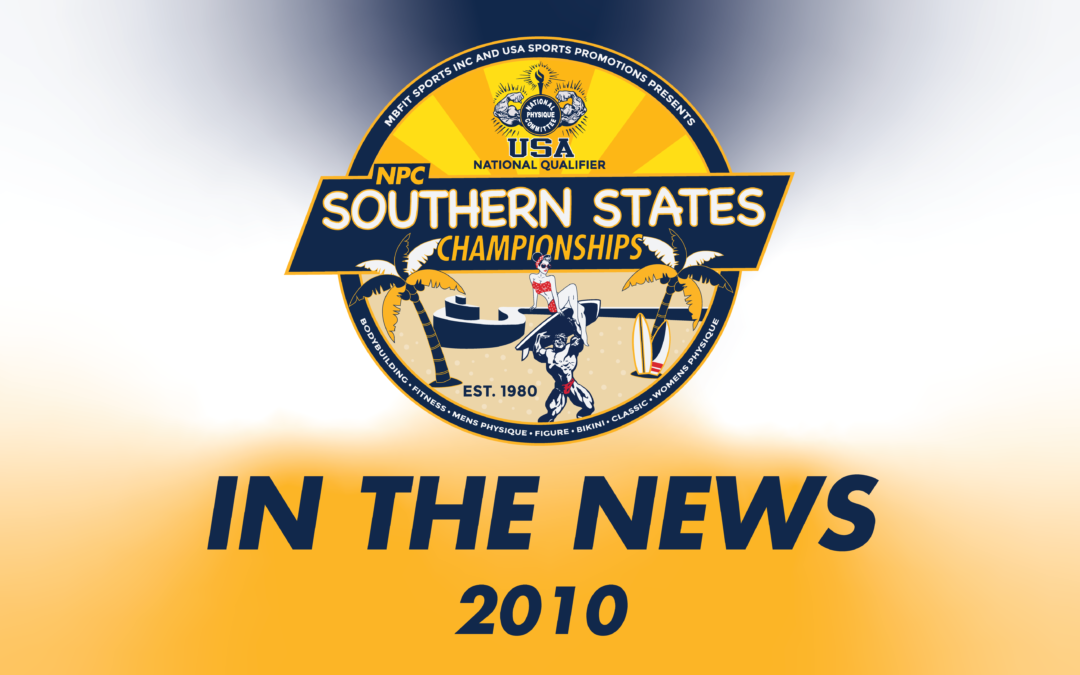Sun Sentinel | Broward's Own Wins First Southern States Bodybuilding Title