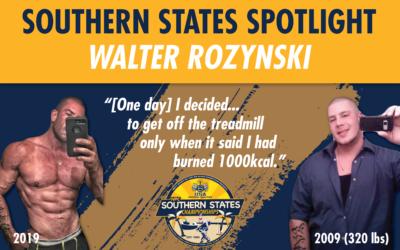 Southern States Spotlight   Walter Rozynski